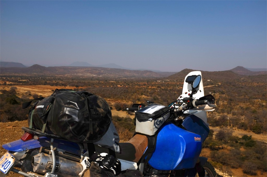 View over Zulu country