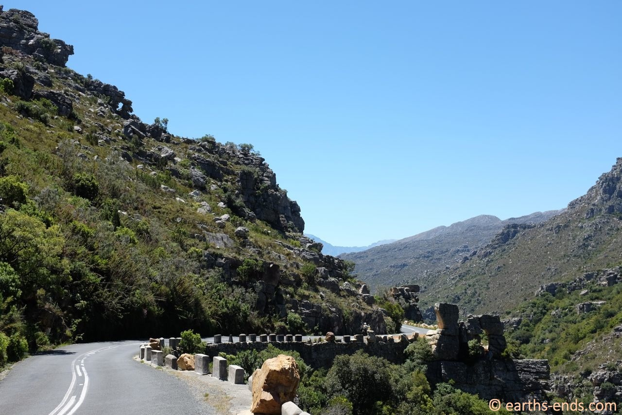 2200kms and a gearbox rebuild earths ends for Bainskloof pass